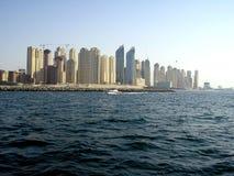 Rascacielos de Dubai fotografía de archivo