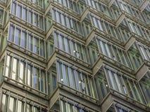 Rascacielos de la ciudad de Londres Imagen de archivo