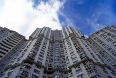 Rascacielos de la corona Foto de archivo libre de regalías