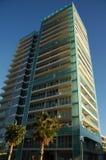 Rascacielos de la torre de Sabona Foto de archivo