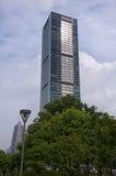 Rascacielos de Lujiazui Imagen de archivo
