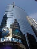 Rascacielos de Manhattan en Nueva York, los E.E.U.U. Imagenes de archivo