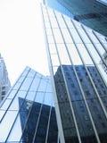 Rascacielos de New York City fotos de archivo libres de regalías