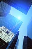 Rascacielos de Nueva York. Imagenes de archivo