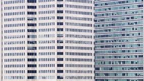 Rascacielos de Nueva York Fotos de archivo libres de regalías