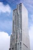 Rascacielos de Nueva York Imágenes de archivo libres de regalías