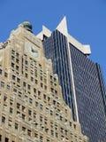 Rascacielos de Nueva York foto de archivo