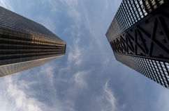 Rascacielos de Shinjuku, Tokio Imágenes de archivo libres de regalías