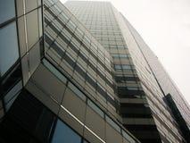 Rascacielos de Singapur Imágenes de archivo libres de regalías