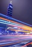 Rascacielos de Taipei 101 Imagen de archivo libre de regalías