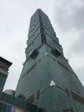 Rascacielos de Taipei 101 Fotos de archivo libres de regalías