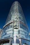 Rascacielos de Vysotsky fotos de archivo libres de regalías