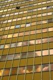 Rascacielos del od de la fachada Foto de archivo