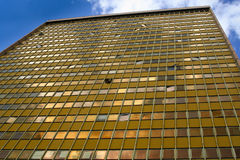 Rascacielos del od de la fachada Imagenes de archivo
