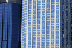 Rascacielos - edificios modernos Fotografía de archivo libre de regalías