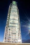 Rascacielos elevado Imagenes de archivo