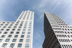 Rascacielos en Berlin Germany fotografía de archivo libre de regalías