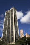 Rascacielos en Bogotá fotografía de archivo