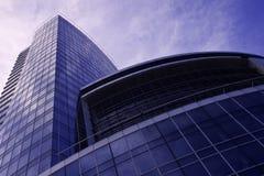 Rascacielos en Bruselas Fotografía de archivo libre de regalías
