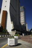 Rascacielos en Caracas central Fotos de archivo libres de regalías