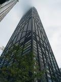 Rascacielos en Chicago fotografía de archivo libre de regalías