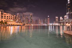 Rascacielos en Dubai Fotografía de archivo
