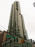 Rascacielos en la 8va avenida Fotos de archivo libres de regalías