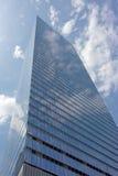 Rascacielos en las nubes Foto de archivo libre de regalías