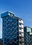 Rascacielos en Liverpool fotos de archivo libres de regalías