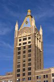 Rascacielos en Milwaukee céntrico. imagen de archivo libre de regalías
