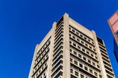 Rascacielos en Montreal céntrica Fotografía de archivo libre de regalías