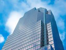 Rascacielos en Montreal, Canadá Imágenes de archivo libres de regalías