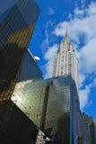 Rascacielos en Nueva York Fotos de archivo libres de regalías