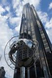 Rascacielos en Nueva York Fotografía de archivo libre de regalías