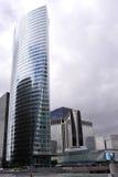 Rascacielos en París Imágenes de archivo libres de regalías