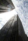Rascacielos en Sao Paulo, el Brasil Imágenes de archivo libres de regalías