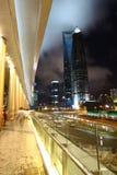 Rascacielos en Shangai Fotografía de archivo