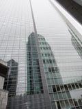 Rascacielos en Shiodome, Tokio, Japón imágenes de archivo libres de regalías