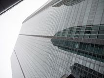 Rascacielos en Shiodome, Tokio, Japón foto de archivo