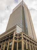 Rascacielos en Tokio, Nihombashi Fotos de archivo libres de regalías