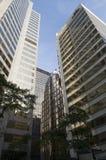 Rascacielos en Toronto Imágenes de archivo libres de regalías
