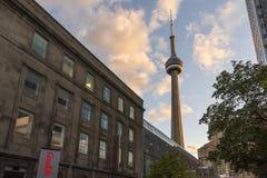 Rascacielos en Toronto Imagen de archivo libre de regalías