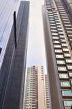 Rascacielos grandes Fotografía de archivo libre de regalías