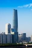Rascacielos hermoso Foto de archivo libre de regalías