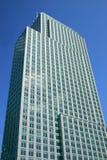 Rascacielos moderno Imágenes de archivo libres de regalías