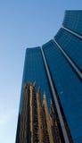 Rascacielos moderno fotografía de archivo
