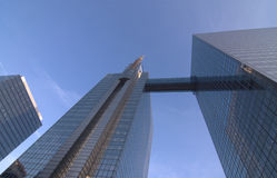 Rascacielos moderno Fotos de archivo