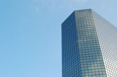 Rascacielos moderno Imagen de archivo libre de regalías