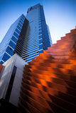 Rascacielos moderno Fotografía de archivo libre de regalías