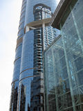 Rascacielos moderno imagen de archivo